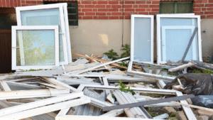 Décret déchets devis prodevis menuiserie store fermeture