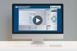Démo partenariat Deceuninck Ramasoft logiciel fabrication menuiserie
